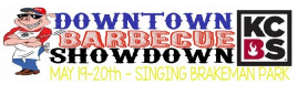 Downtown Barbecue Showdown logo