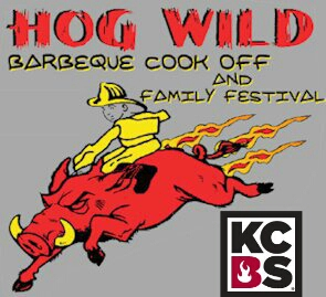 Hog Wild Barbeque Cookoff logo