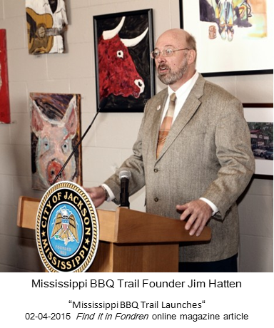 Website link to Find it in Fondren article Mississippi BBQ Trail Launches