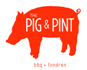 logo for The Pig and Pint in Jackson